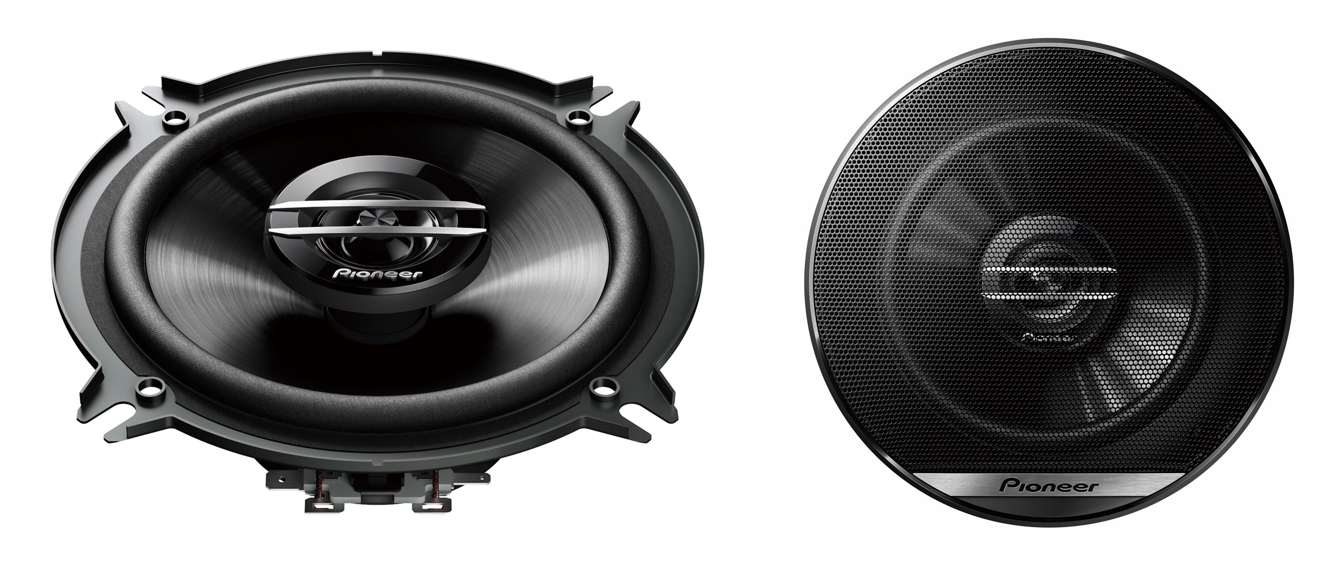 PIONEER (Paar) 13 cm Car-HiFI 2-Weg Koaxiallautsprecher (250 W) »TS-G1320F«