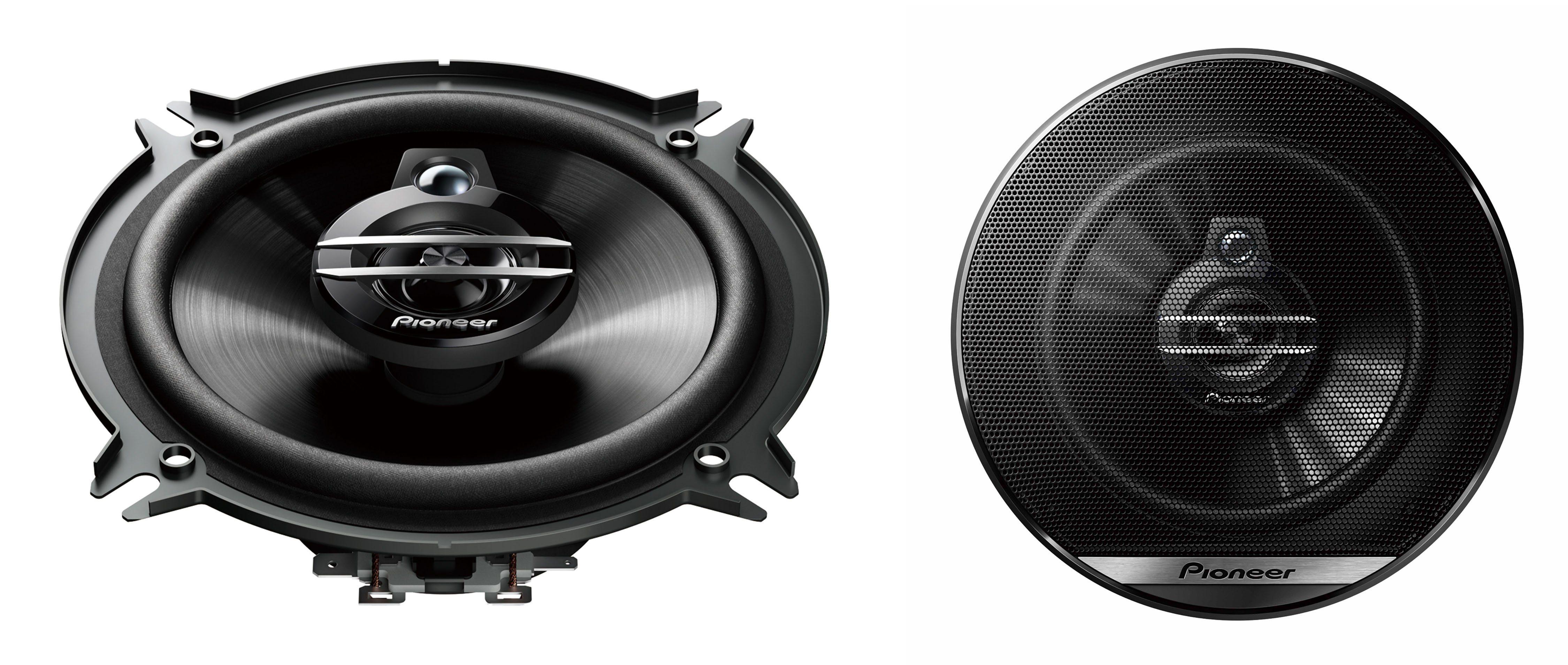 PIONEER (Paar) 13 cm Car-HiFi 3-Weg Koaxiallautsprecher (250 W) »TS-G1330F«