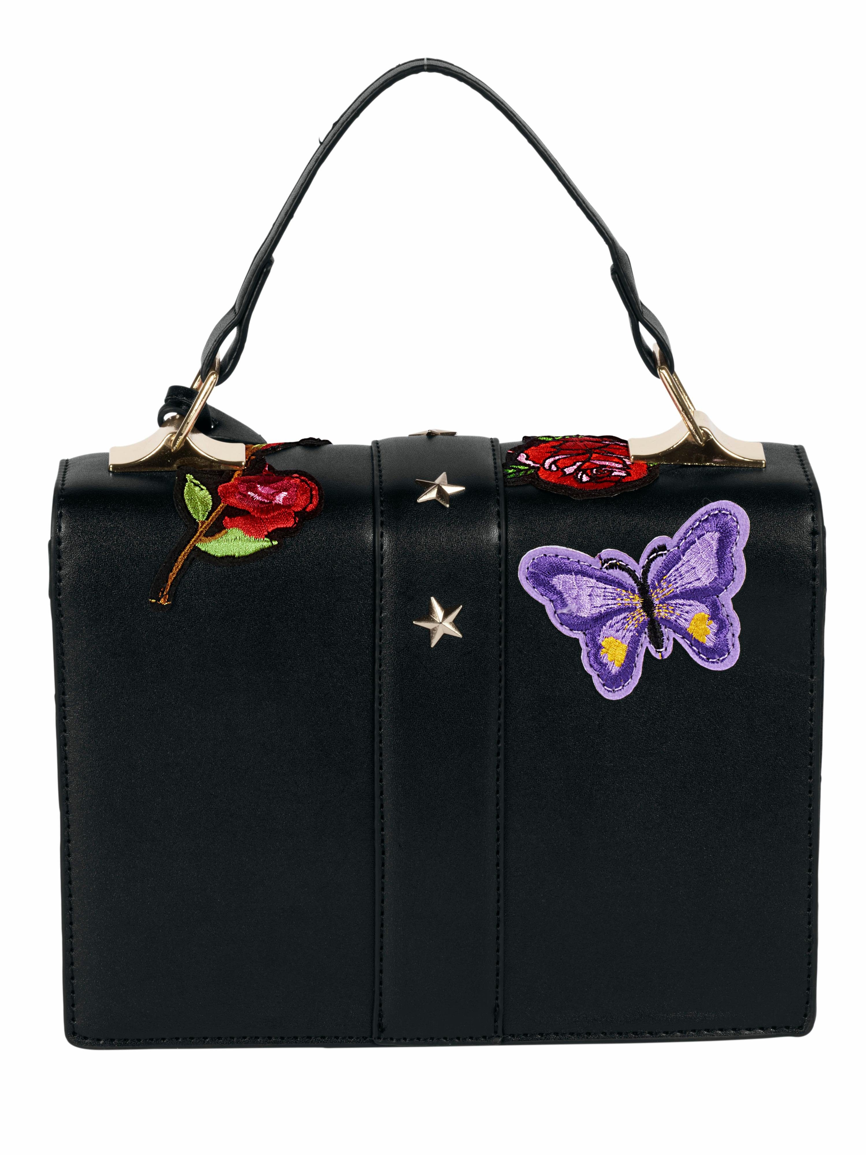 Sweet Deluxe Tasche mit Patches
