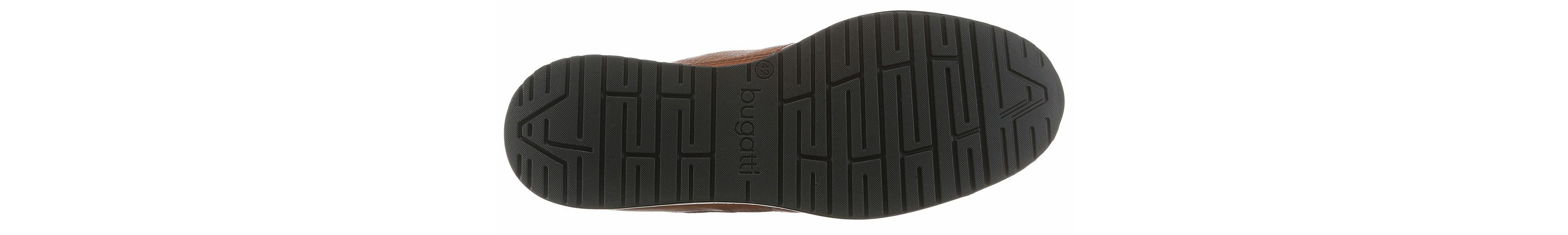 Bugatti Sneaker, mit edlem Handfinish