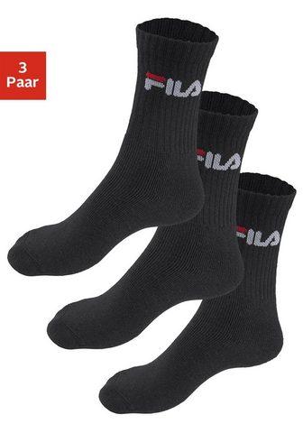 FILA Sportinės kojinės (3 poros)