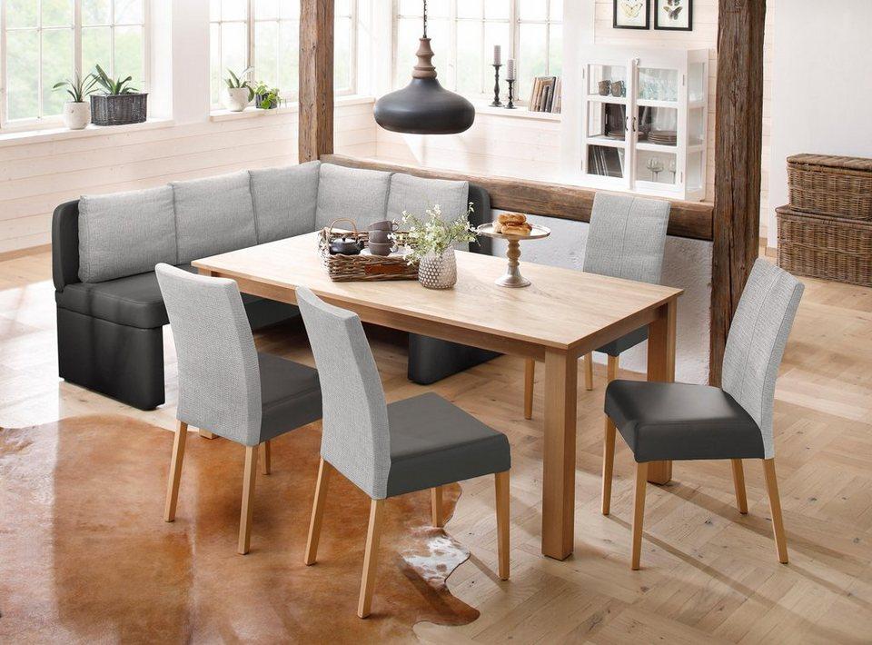 Home Affaire Eckbank »Nin«, In Verschiedenen Farben Und