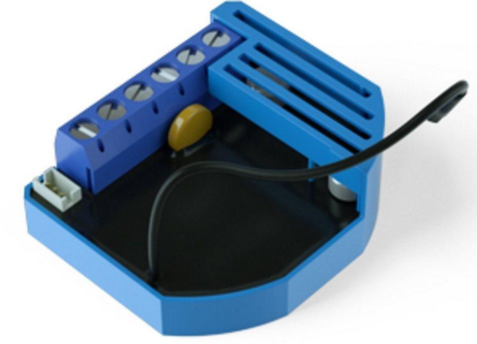 z wave smart home zubeh r dimmer unterputzeinsatz z. Black Bedroom Furniture Sets. Home Design Ideas