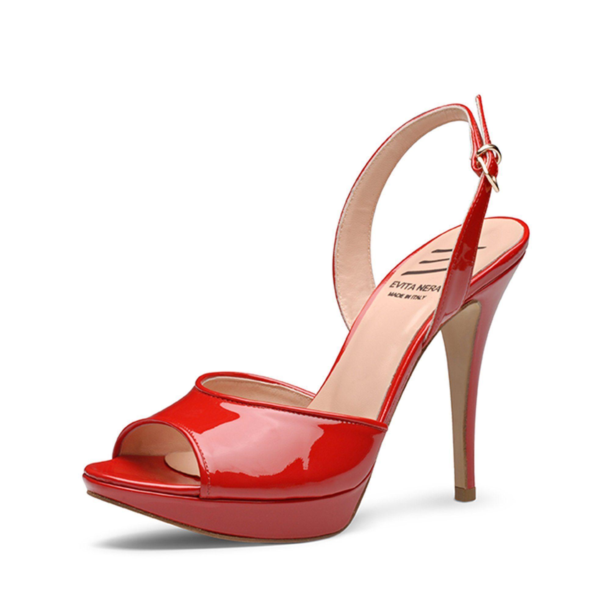 Evita VALERIA High-Heel-Sandalette online kaufen  rot