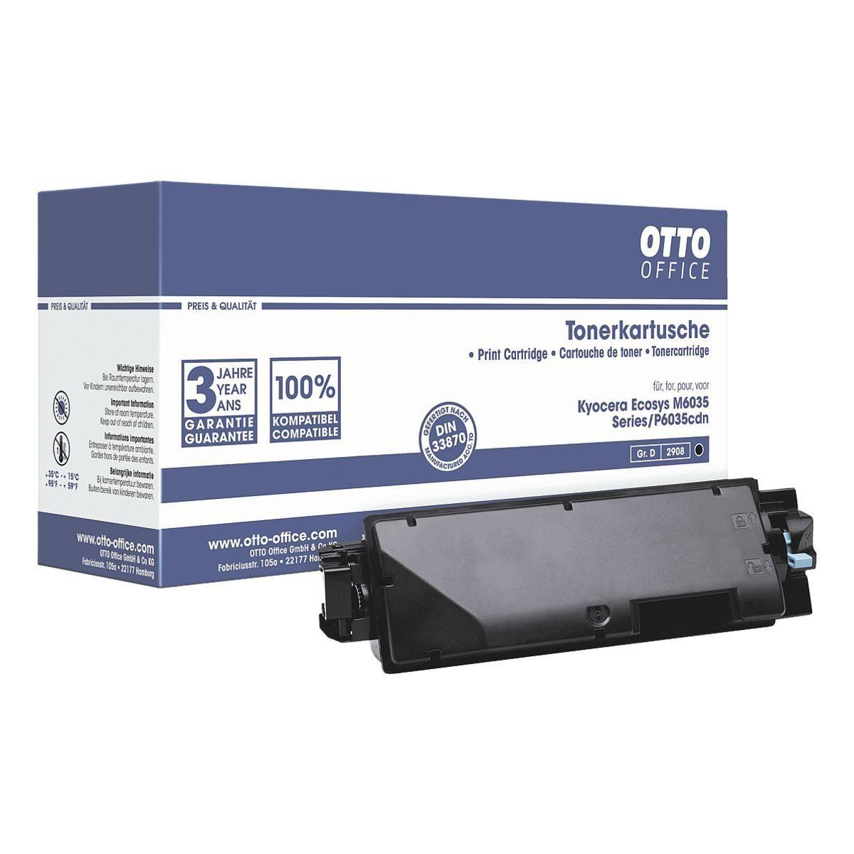 OTTOOFFICE STANDARD Toner ersetzt Kyocera »TK-5150K«