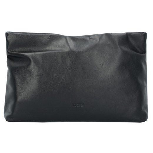 BREE Stockholm 32 Clutch Tasche Leder 33 cm