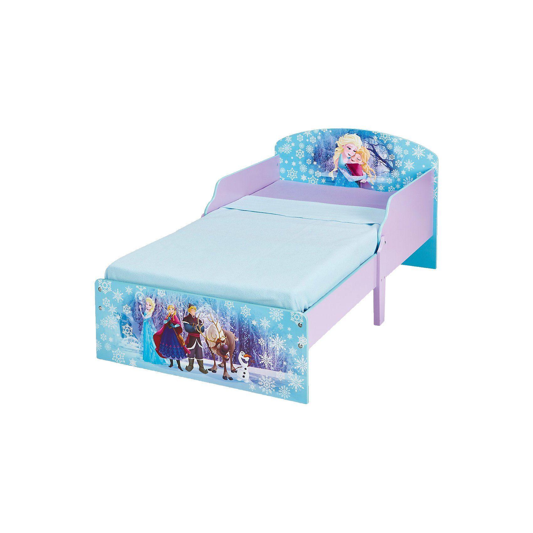 WORLDS APART Kinderbett, Die Eiskönigin, 70 x 140 cm