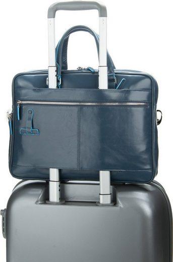 Square Piquadro Piquadro Aktentasche Laptoptasche« Aktentasche »blue »blue Square tPw4q4Y