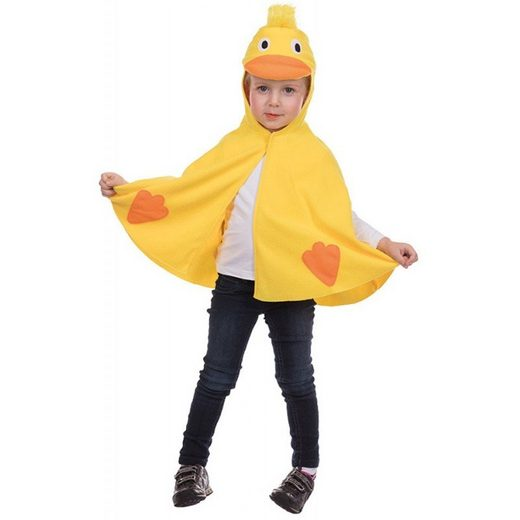 Kleines Enten Cape für Kinder