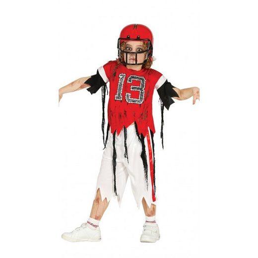 Zombie Quarterback Kinderkostüm