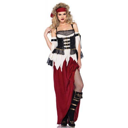 Piraten Schätzchen Damenkostüm Deluxe