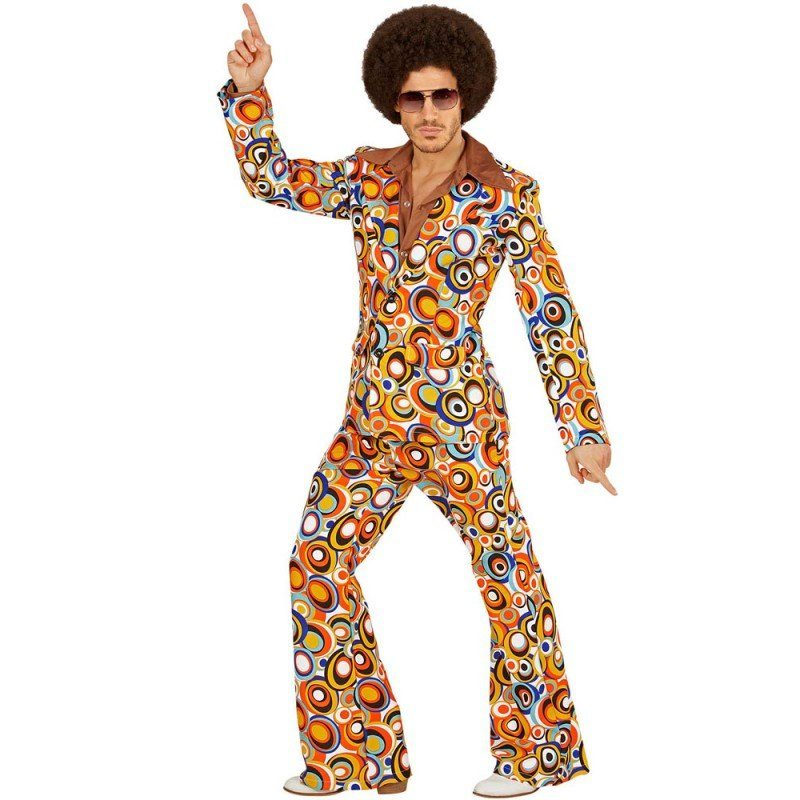 70er Jahre Dancing Bob Herrenkostüm