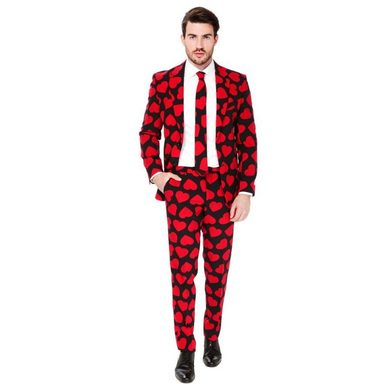 OppoSuits King of Hearts Anzug