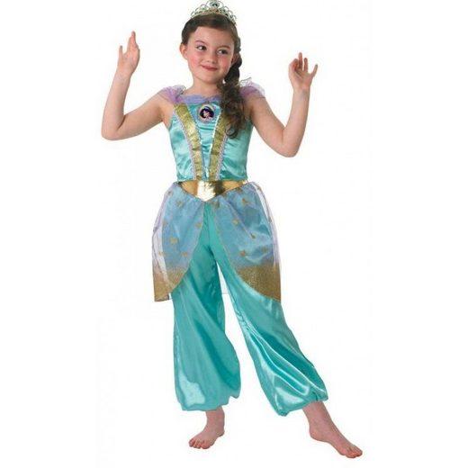 Jasmine(Aladdin) Kostüm Mädchen mit Diadem