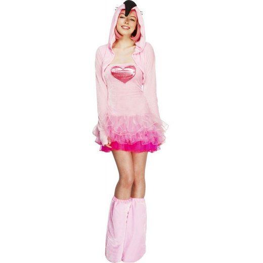 Miss Flamingo Damenkostüm