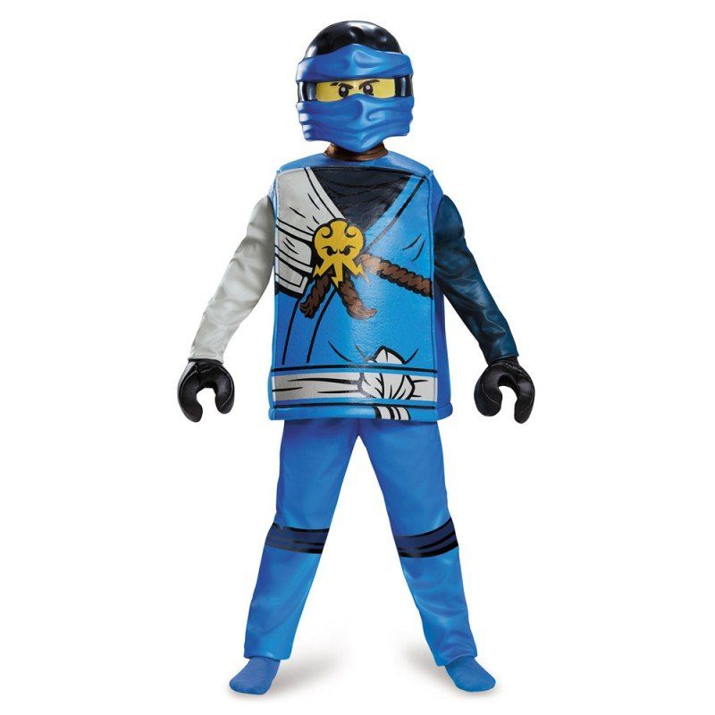 Ninjago Jay Deluxe Kinderkostüm