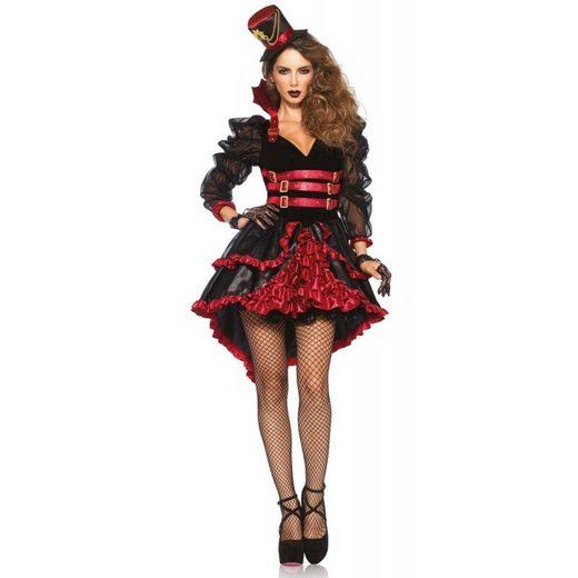 Victorian Gothic Vamp Lady Kostüm Deluxe
