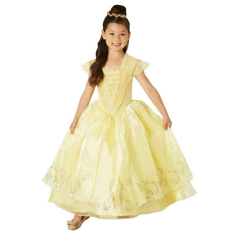 d6386709f89 Belle die Schöne Märchenkostüm für Kinder Deluxe