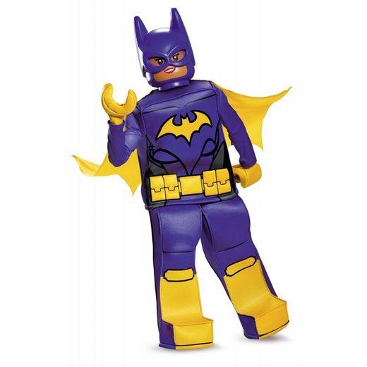 Lego Batgirl Kinderkostüm Prestige