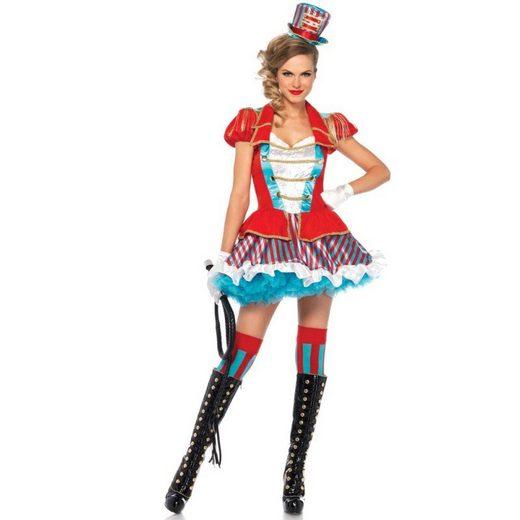 Bezaubernde Zirkusdirektorin Kostüm Deluxe