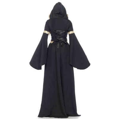 e8610cc68c Heidnische Hexe des Mittelalters Deluxe Kostüm