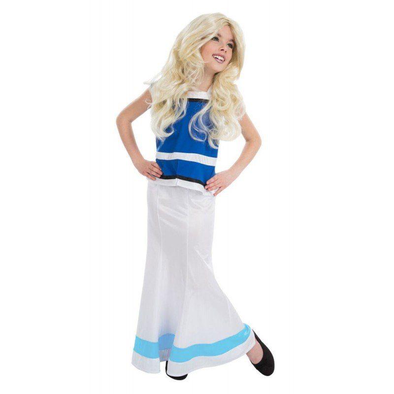 Falbala Kostüm für Mädchen