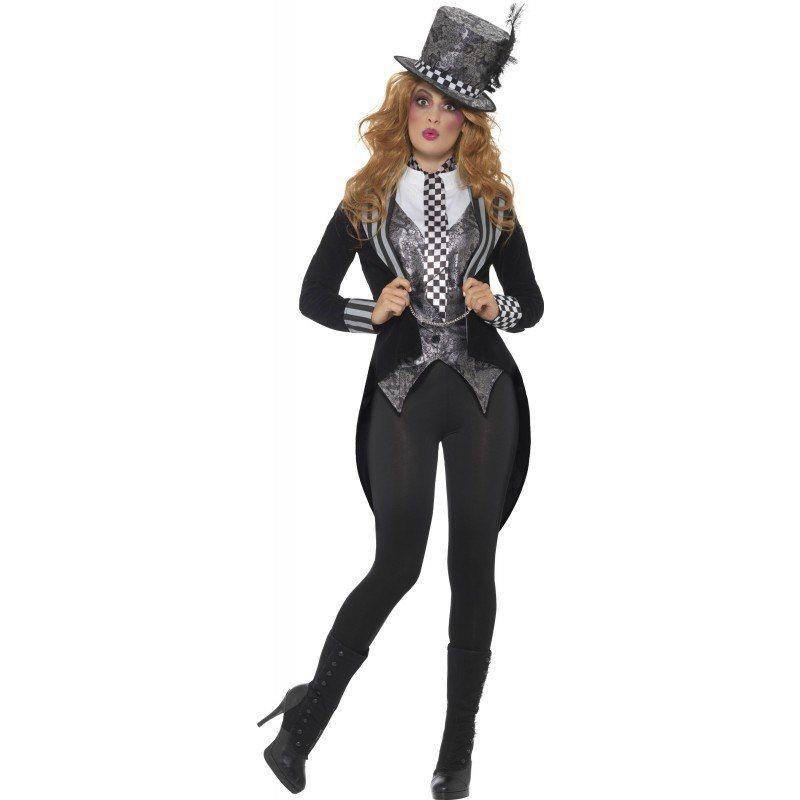 4e5f00c62ed3dd Elegantes Hutmacher Kostüm Deluxe für Damen kaufen | OTTO