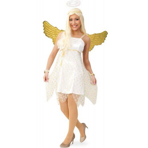 Himmlisches Engelchen Kostüm für Damen
