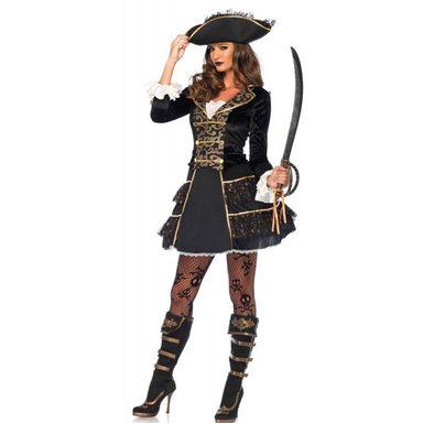 Piraten Lady Marian Damenkostüm Deluxe