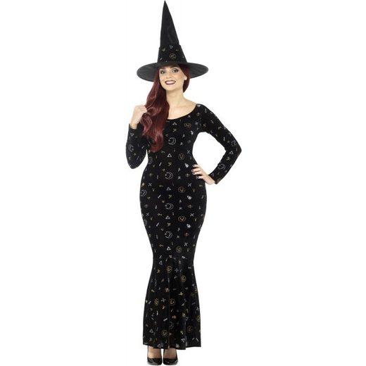 Lady Lucia der dunklen Magie Damenkostüm