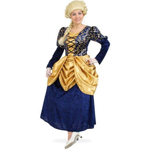 Gräfin Victoria Barock Kostüm für Damen