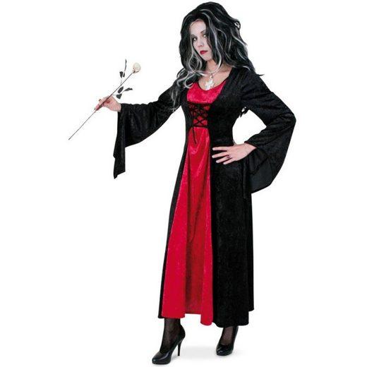 Spooky Vampir Lady Scarlett Damenkostüm