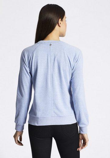 Khujo Sweat-shirt Sunti, Avec Des Poches