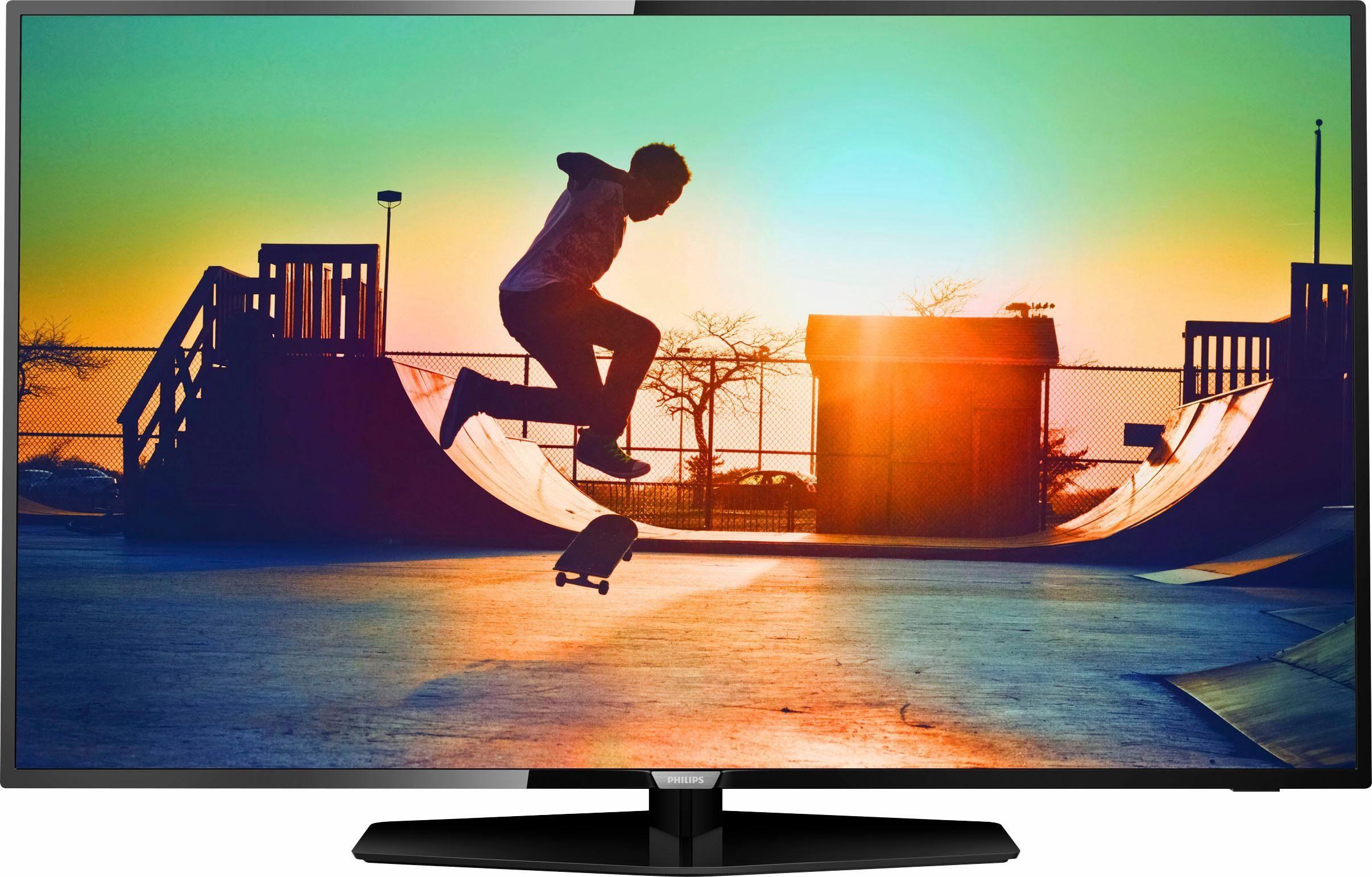 Philips 55PUS6162 LED-Fernseher (55 Zoll, 4K Ultra HD, Smart-TV, 36 Monate Garantie)