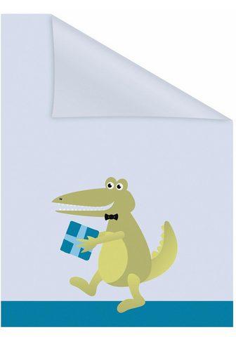LICHTBLICK Dekoratyvinė plėvelė langui »Krokodil«...