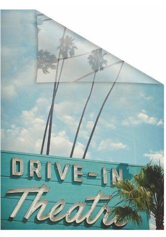 LICHTBLICK Dekoratyvinė plėvelė langui »Drive In«...