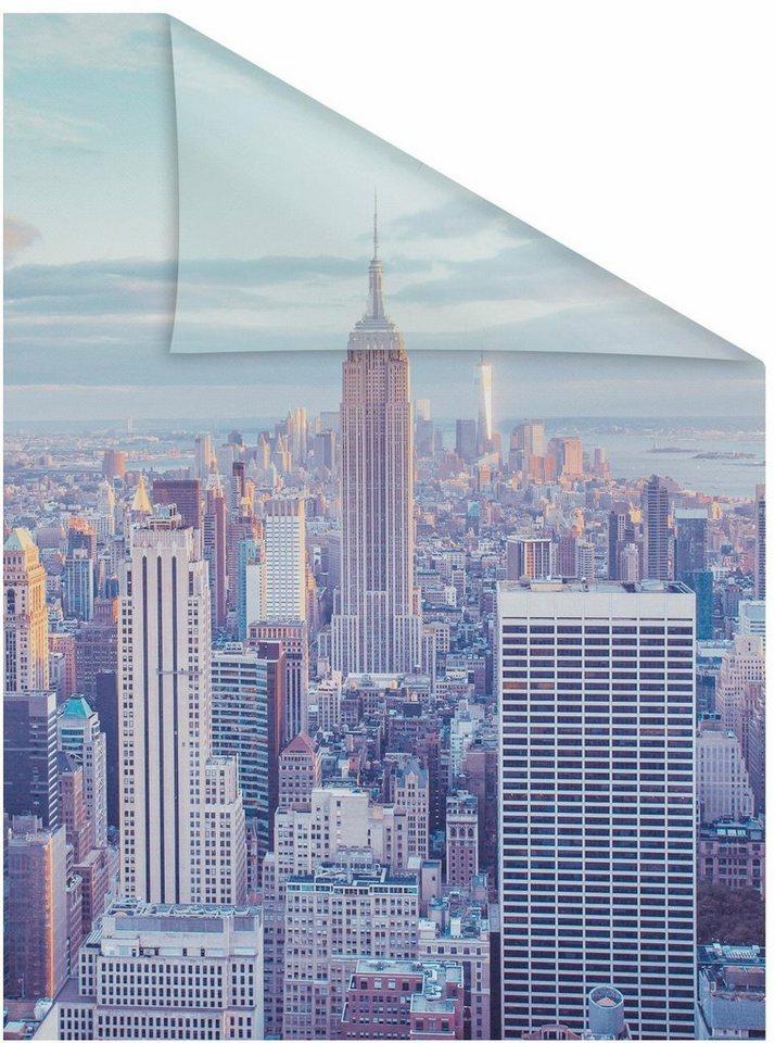 Fensterfolie new york lichtblick blickdicht strukturiert selbstklebend sichtschutz online - Fensterfolie blickdicht ...