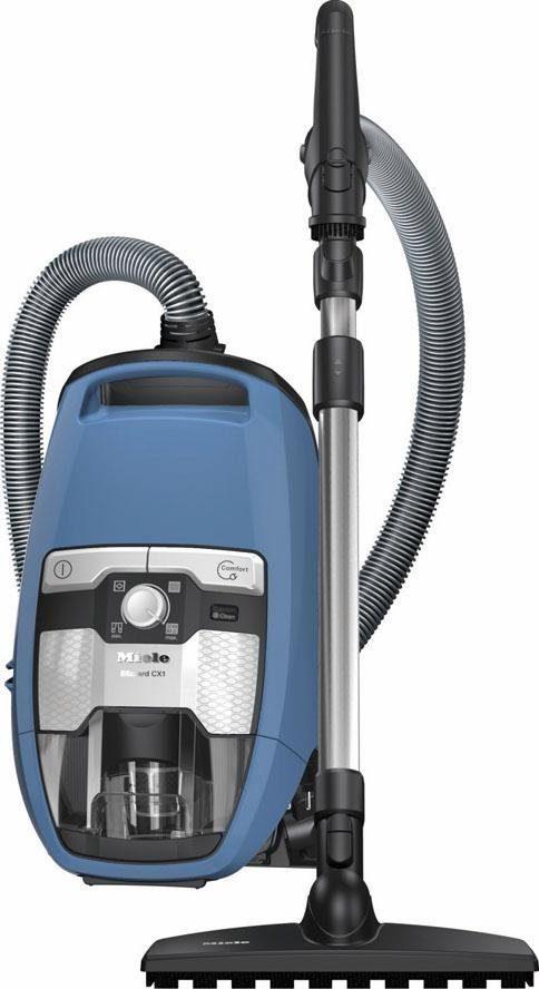Miele Bodenstaubsauger Blizzard CX1 Parquet EcoLine, 550 Watt, beutellos