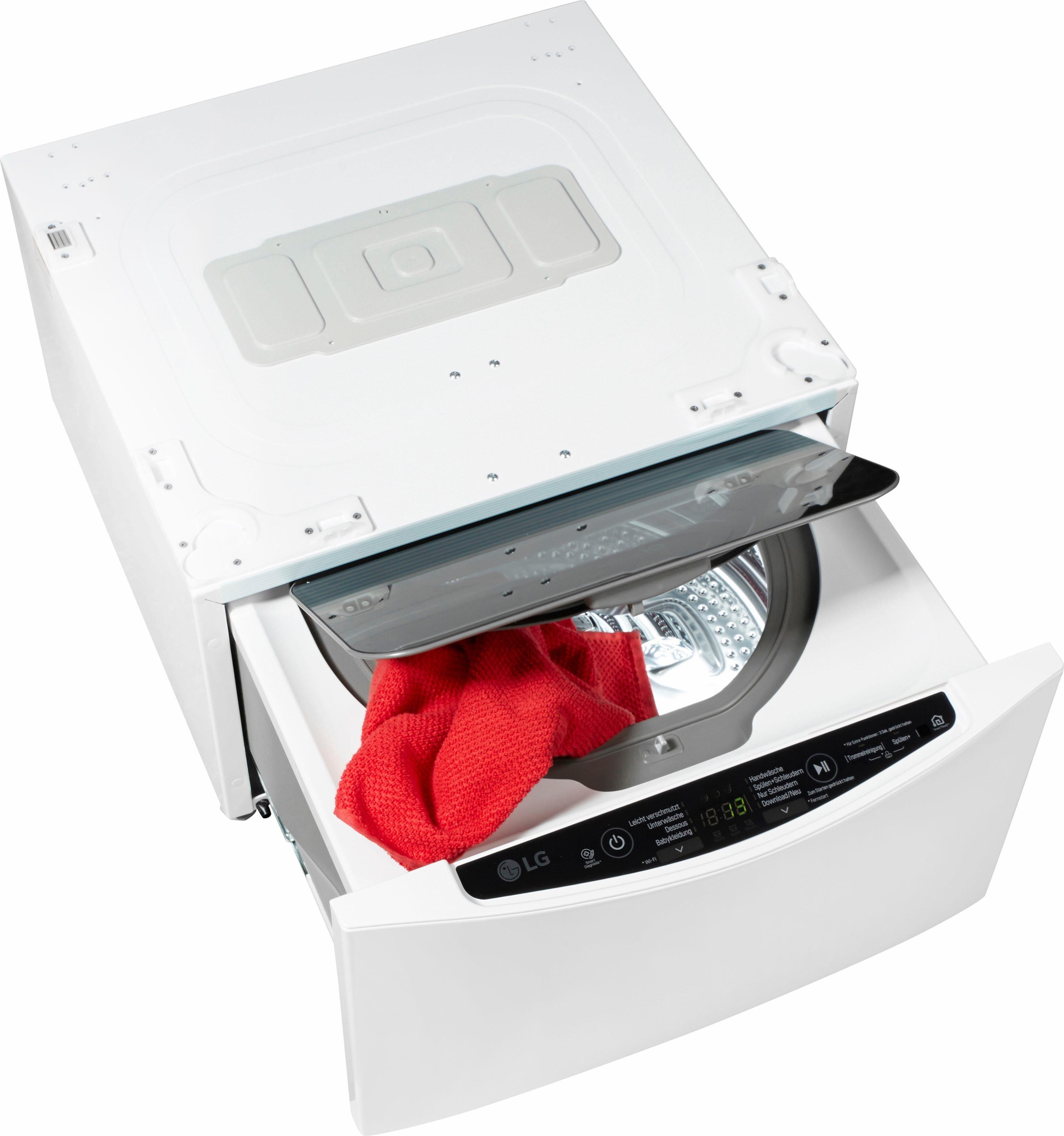 LG Waschmaschine T7WM2MINI, 2 kg, 700 U/Min