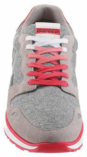 Sneaker Diesel Cortt-rv, Avec Lacets Avec Gradient