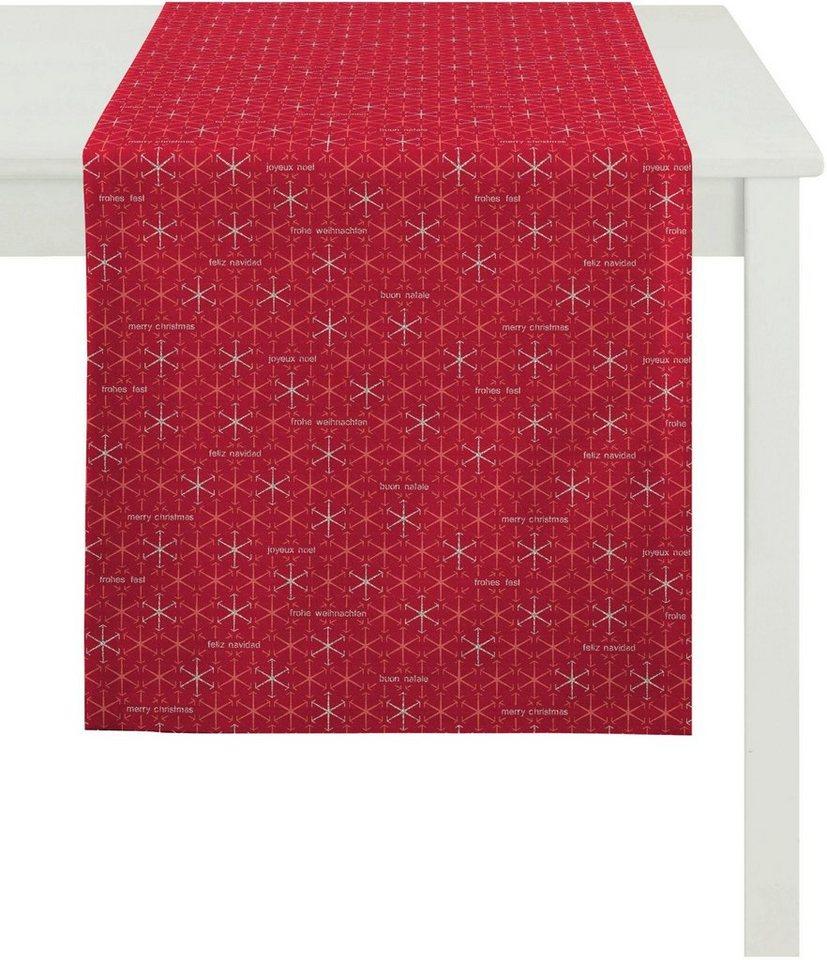 Apelt Tischläufer 48x140cm, »3008 Christmas Elegance« online kaufen ...