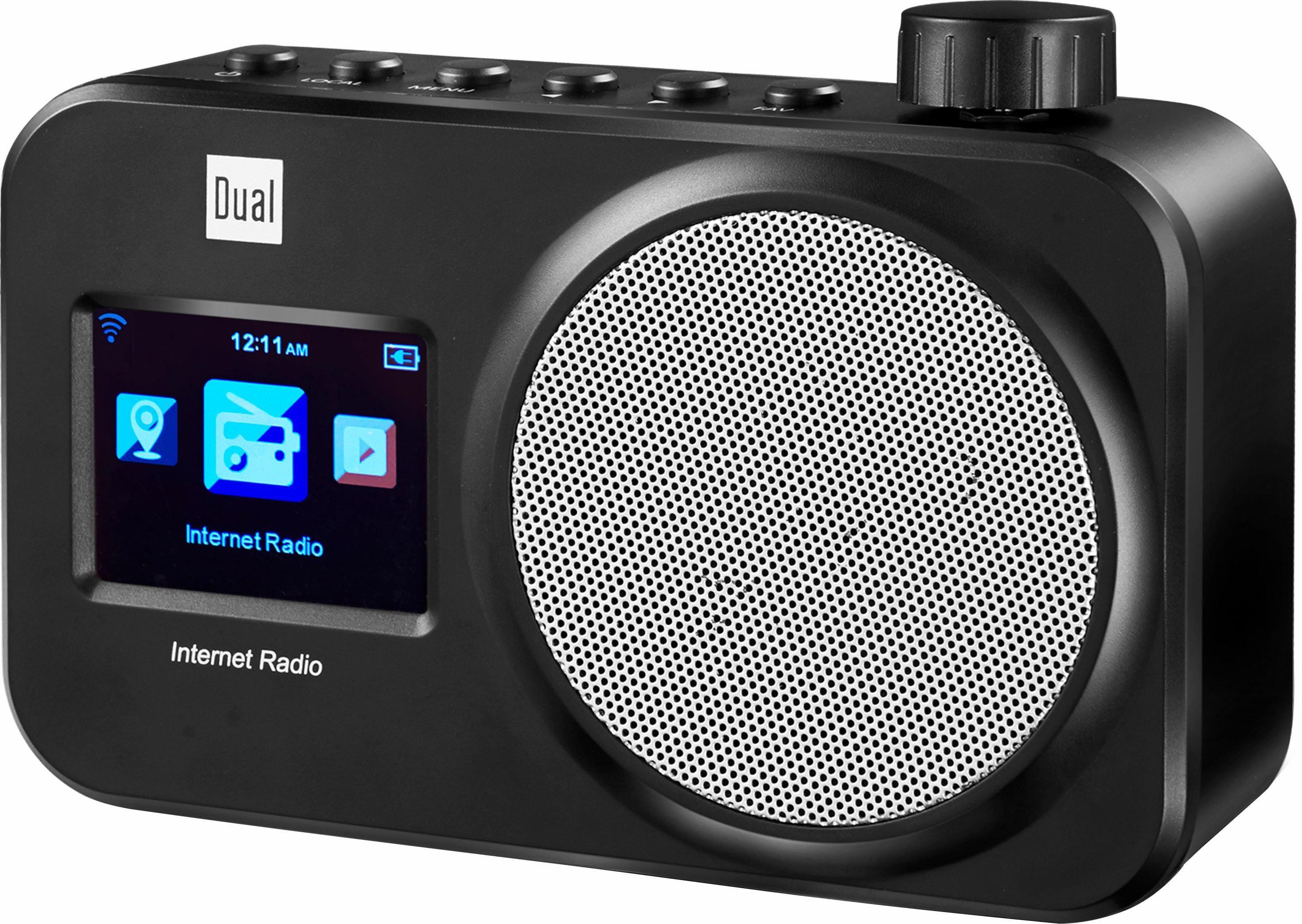 Dual IR 11 Internetradio