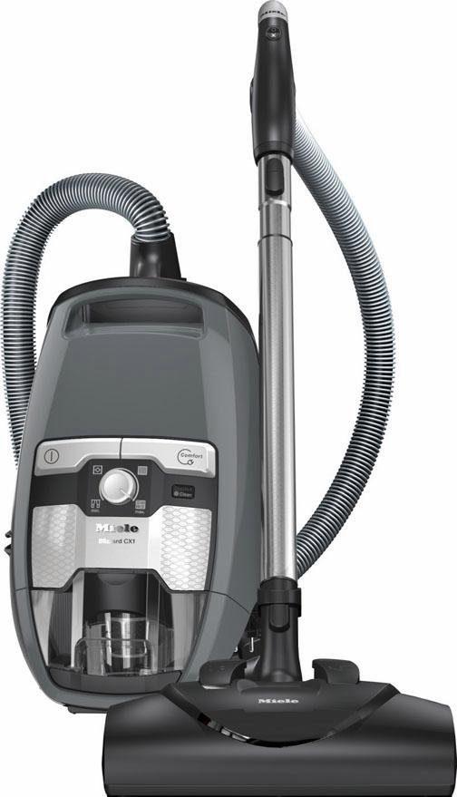 Miele Bodenstaubsauger Blizzard CX1 Electro EcoLine, 550 Watt, beutellos