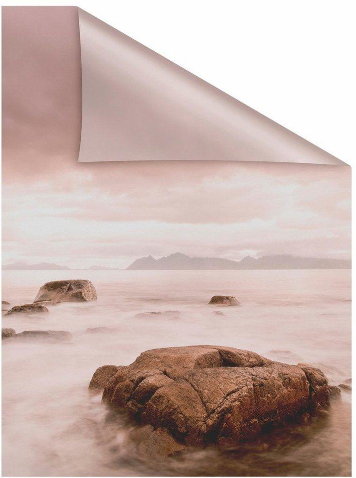 Fensterfolie stone lichtblick blickdicht strukturiert selbstklebend sichtschutz online - Fensterfolie blickdicht ...