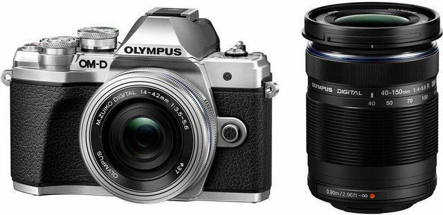 Systemkameras - Olympus »E M10 Mark III DZK« Systemkamera (Zuiko Digital ED, 17,2 MP, WLAN (Wi Fi), HDR Aufnahme)  - Onlineshop OTTO