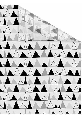 LICHTBLICK Dekoratyvinė plėvelė langui »Dreiecke«...