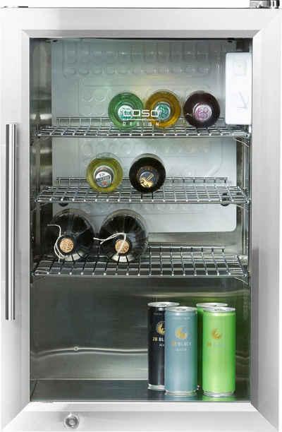 Caso Outdoorkühlschrank Barbecue Cooler, für 21 Standardflaschen á 0,75l