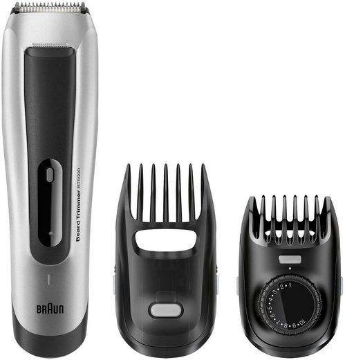 Braun Bartschneider BT5090, ultimative Präzision für das perfekte Bartstyling