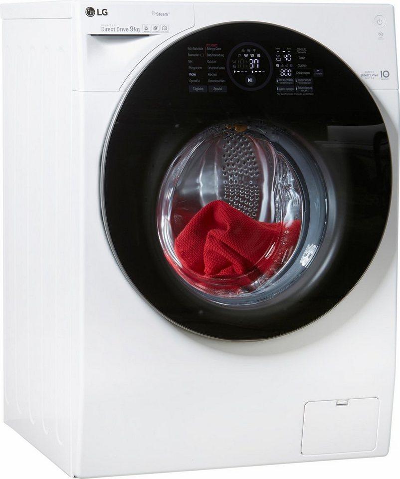 lg waschmaschine f14wm9gs 9 kg 1400 u min kaufen otto. Black Bedroom Furniture Sets. Home Design Ideas