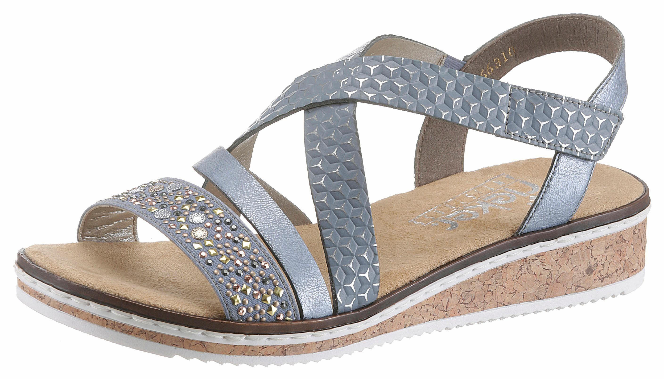 outlet butik ingen moms outlet til salg rieker sandalen